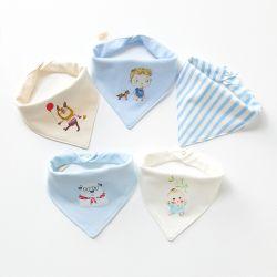 婴幼儿三角巾(5条装)