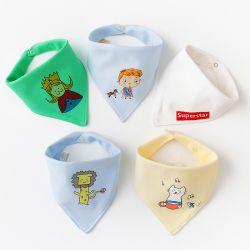 婴儿三角巾(5条装)