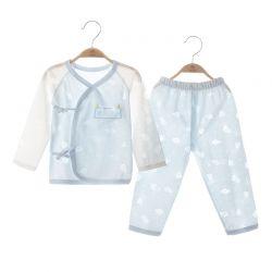 婴儿套装 夏装爱学习套装