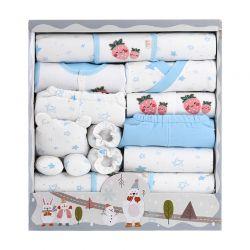 婴儿礼盒 加厚草莓