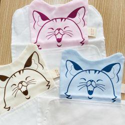 猫咪吸汗巾