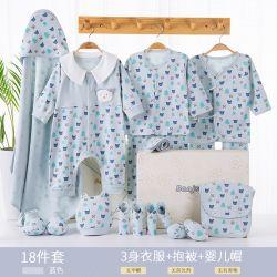 四季丛林熊A温润蓝