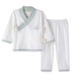 婴儿套装 四季棉芽和服